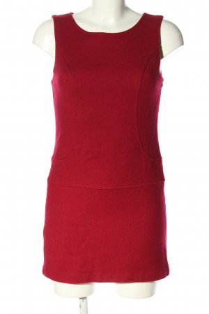 Stile Benetton Wollkleid rot Casual-Look