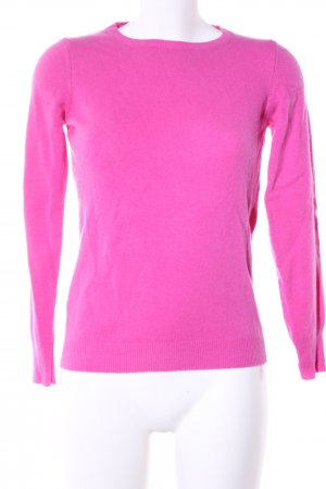Stile Benetton Wool Sweater pink casual look