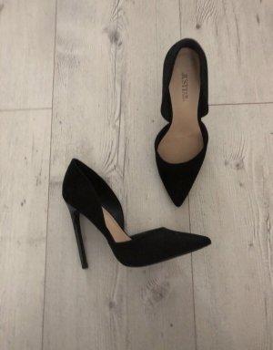 Stilettos/ High Heels schwarz