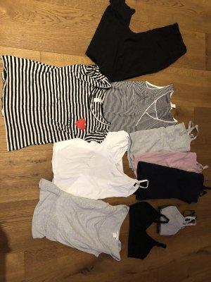 H&M Camicia oversize multicolore