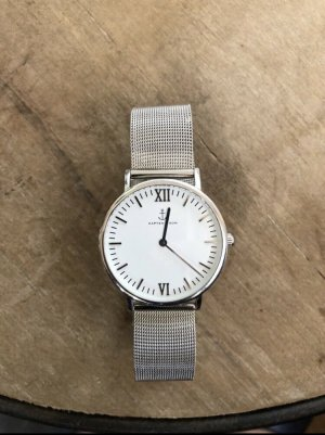 Kapten & Son Watch With Metal Strap multicolored