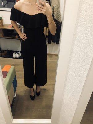 Stilvoller schwarzer Jumpsuit