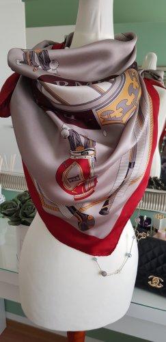 Armine Foulard en soie multicolore soie