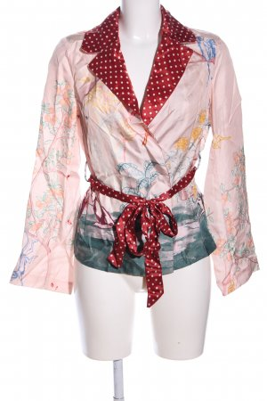 Stine Goya Langarm-Bluse Blumenmuster Elegant