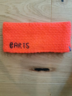Barts Knitted Hat neon orange