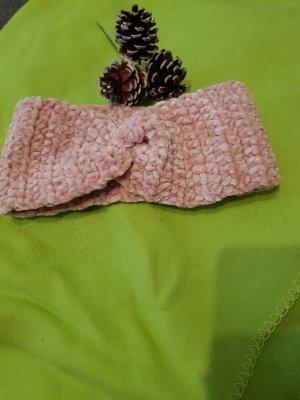 handmade unikat Orejeras color rosa dorado
