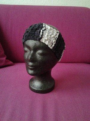 Stirnband/ Chenille Wolle/ One Size/ Neu