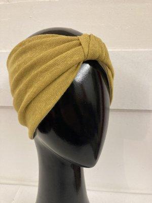 Fabric Hat yellow