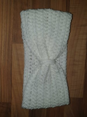Handmade Cache-oreilles blanc