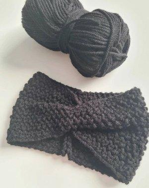 DIY Orejeras negro