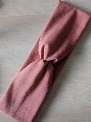 Stirnband in kupfer kupferrot gerafft Ethno Boho Vintage