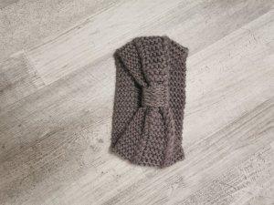 Crochet Cap grey