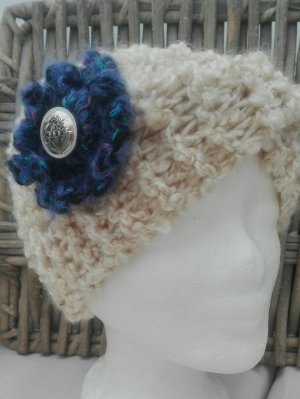 Handarbeit Knitted Hat multicolored