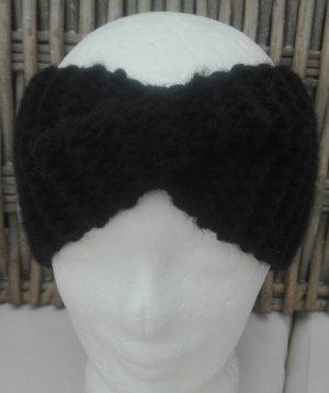 Handarbeit Cappello a maglia nero