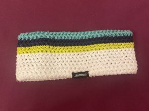 Zimtstern Crochet Cap multicolored polyester