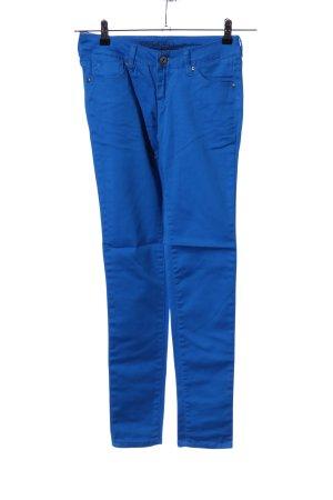 Stitch & Soul Skinny Jeans blau Casual-Look