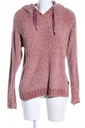 Stitch & Soul Strickpullover pink Casual-Look