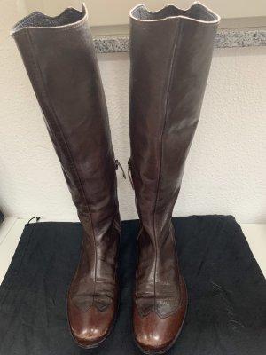 Marsèll Riding Boots brown-dark brown