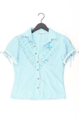 Stockerpoint Bluse blau Größe 38