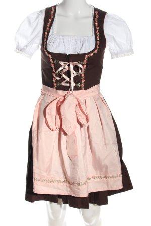 Stockerpoint Vestido Dirndl estampado floral elegante