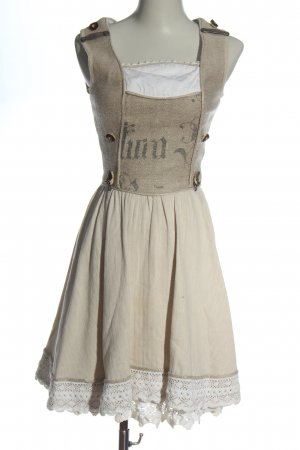 Stockerpoint Dirndl themed print casual look