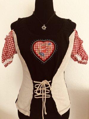Stockerpoint Dirndl Shirt Schulterfrei