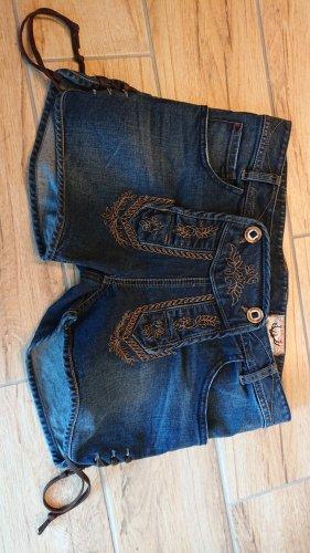 Stockerpoint Pantaloncino di jeans blu