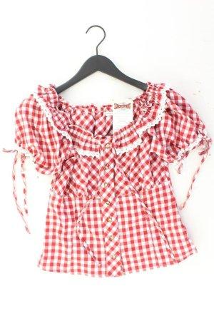 Stockerpoint Geruite blouse Katoen