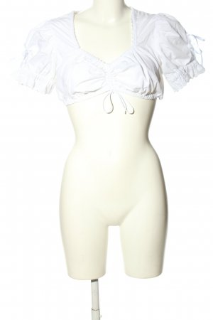 Stockerpoint Traditional Blouse white classic style