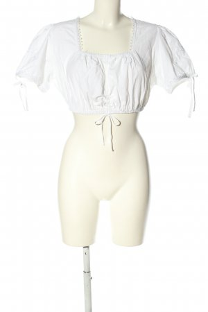 Stockerpoint Traditional Blouse white casual look