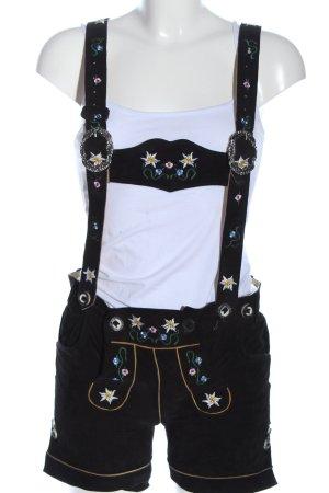 Stockerpoint Tradycyjne spodnie czarny Styl klasyczny