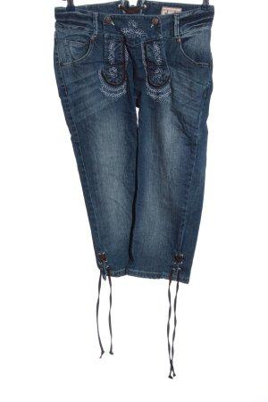 Stockerpoint Pantalone tradizionale blu stile casual