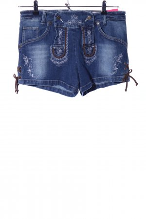 Stockerpoint Pantalon bavarois bleu style décontracté
