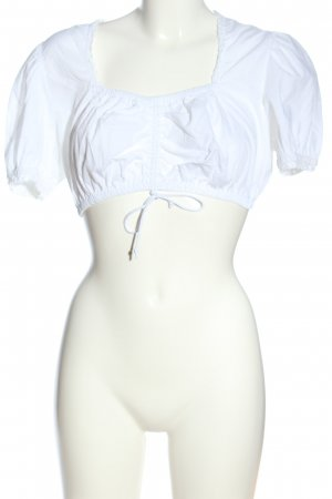 Stockerpoint Traditional Camisole white casual look