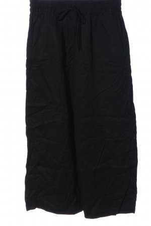 stockholm atelier & other stories Pantalone culotte nero stile casual