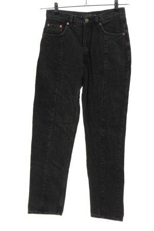 stockholm atelier & other stories High Waist Jeans black mixture fibre