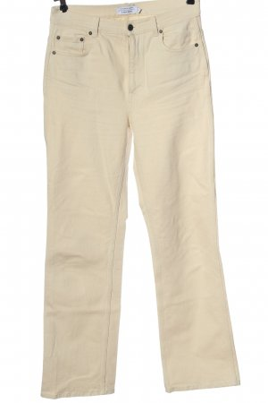 stockholm atelier & other stories Denim Flares natural white casual look