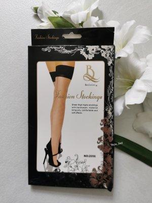 Stockings mit Naht halterlose Strümpfe