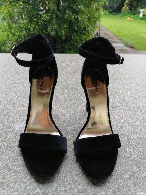 Catwalk High Heel Sandal black