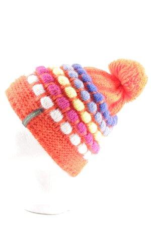 stöhr Chapeau en tricot torsades style décontracté