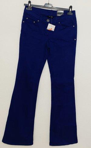 Colours of the World Pantalone a zampa d'elefante multicolore