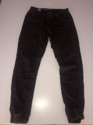 Mavi Jeansy ze stretchu ciemnobrązowy