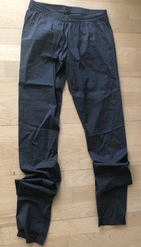 Liviana Conti Legging gris clair coton