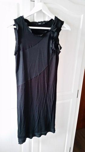 Stoff-Mix Kleid von Zero