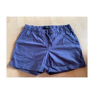 Bodyflirt Short blauw-staalblauw