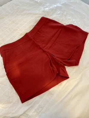 Stoff Shorts