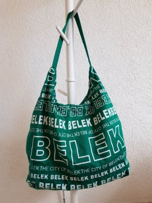 & other stories Canvas Bag green