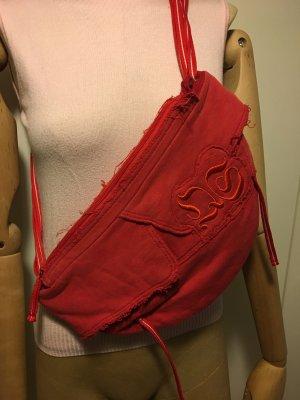 QS by s.Oliver Borsa di tela rosso Cotone