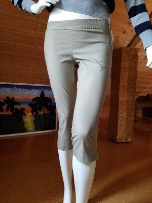 H&M Capribroek groen-grijs-khaki