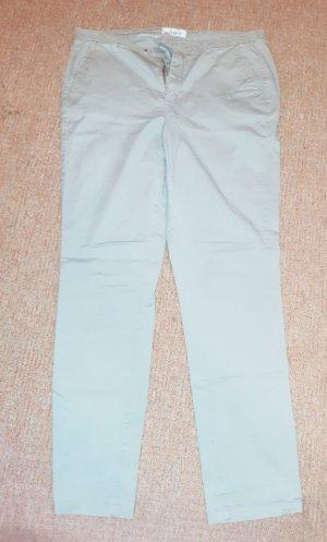 Linea Tesini Pantalon cargo crème